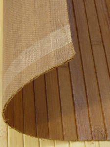 Bamb in rotoli per uso tappeto carta da parati for Obi pannelli legno