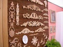 Legno scolpito scultura in legno ornamenti per mobili scolpiti in legno capitello per - Decorazioni in legno per mobili ...